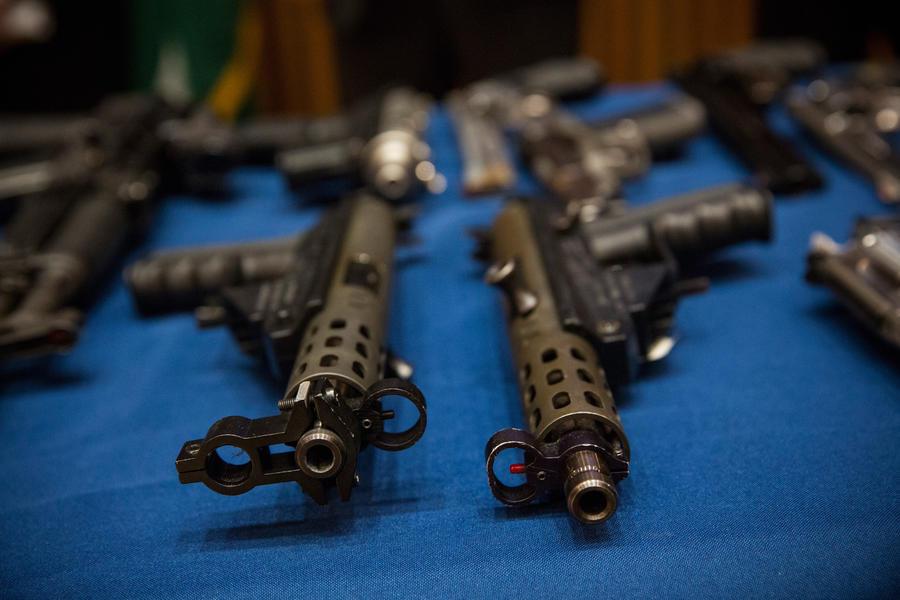В Айове слепым гражданам начали выдавать лицензии на ношение оружия
