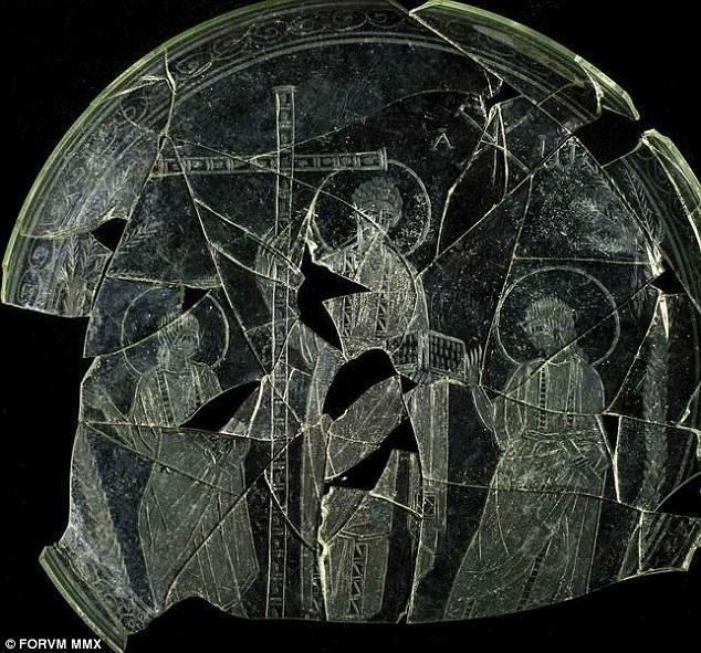 В Испании обнаружено раннее изображение Иисуса без бороды