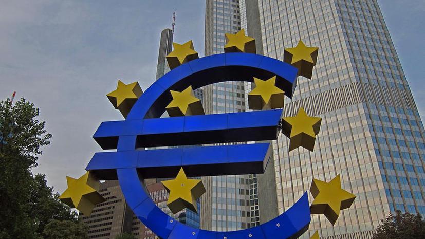 Европейский Центробанк в осаде: сотни митингующих окружили штаб-квартиру финансистов во Франкфурте-на-Майне