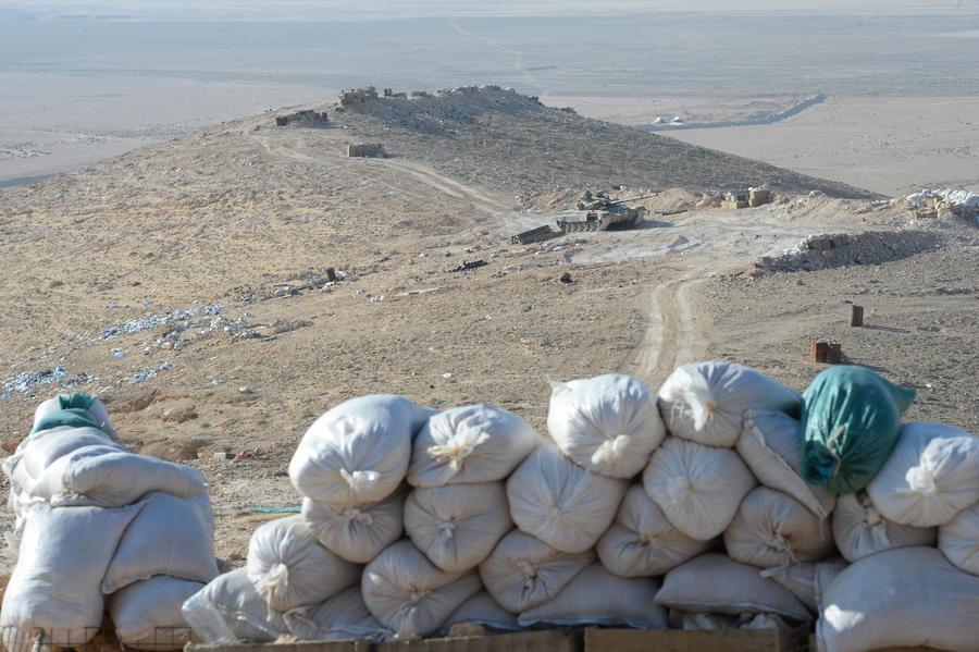 Сирийскую правительственную армию обстреляли из миномётов с территории Турции