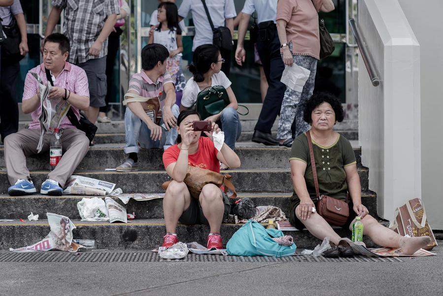 Власти Китая взялись за обучение граждан хорошим манерам на отдыхе