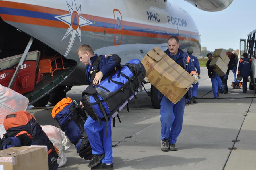МЧС России побило рекорд по числу гуманитарных операций за границей