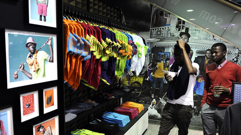 В ЮАР появился магазин, где покупки оплачивают внутренними органами