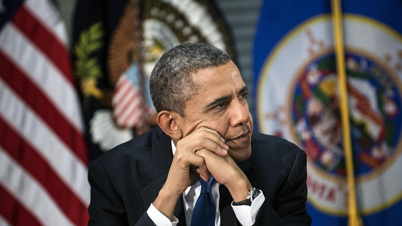 Политтехнолог: победу Обаме на выборах обеспечил ураган «Сэнди»