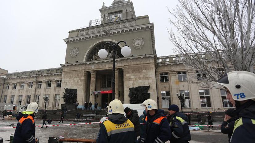 За обоими терактами в Волгограде могут стоять одни и те же люди