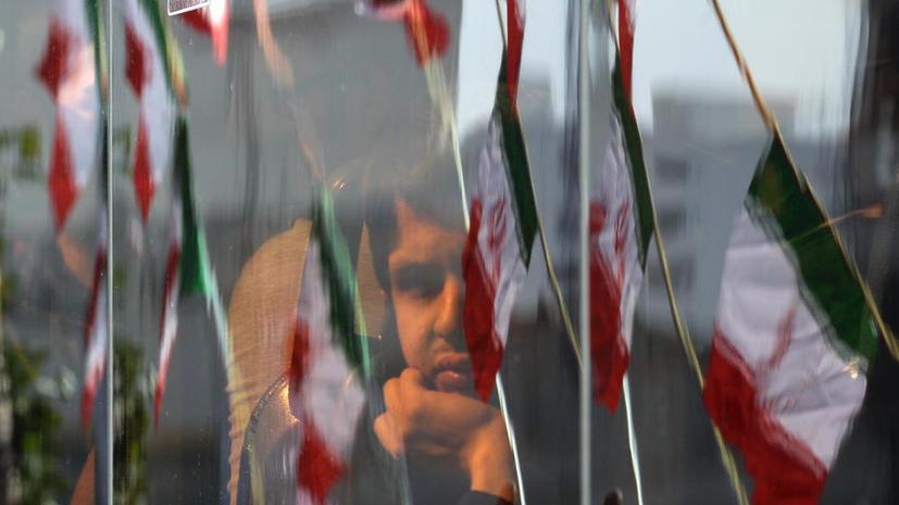 В Иране повесили 16 повстанцев после кровавых столкновений на границе с Пакистаном