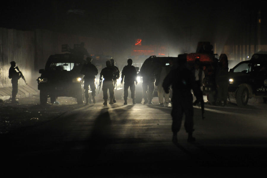 Командир афганского спецназа перешёл на сторону талибов