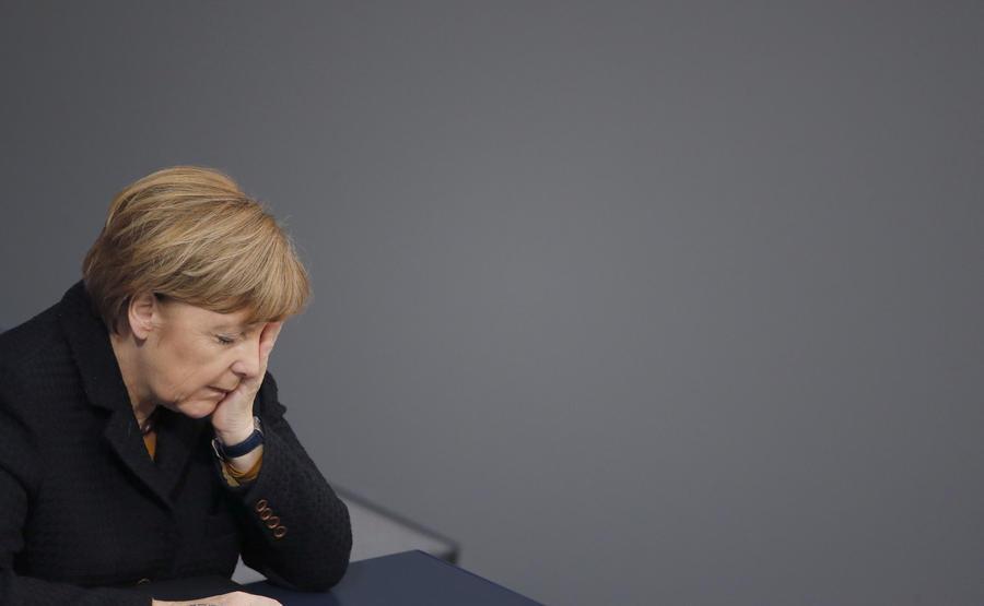 Ангела Меркель выступила за ужесточение миграционных законов в Германии