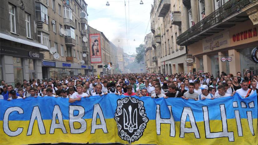 Австрийские СМИ: Германия не замечает фашизма на Украине
