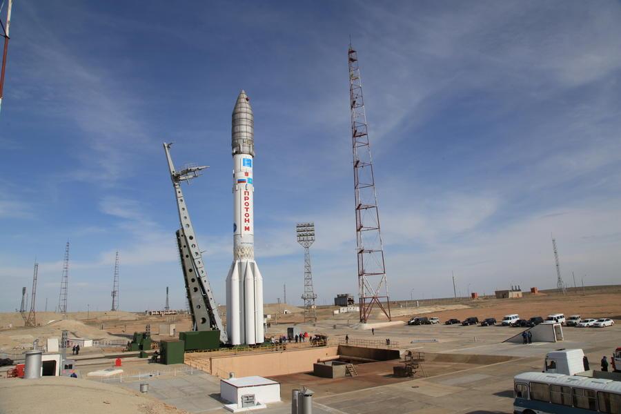 Россия и Мексика не понесут финансовых потерь из-за аварии ракеты «Протон-М»