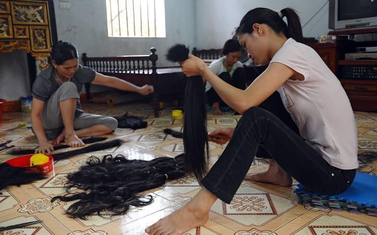 В Венесуэле процветает кража волос
