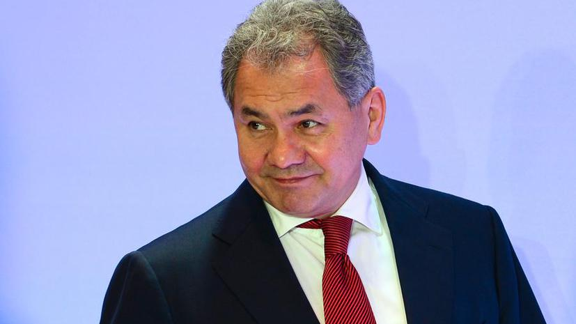 СМИ: Сергей Шойгу предложил президенту упразднить «Рособоронзаказ»