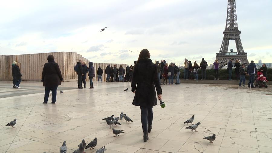 Париж после терактов: репортаж RT из Франции