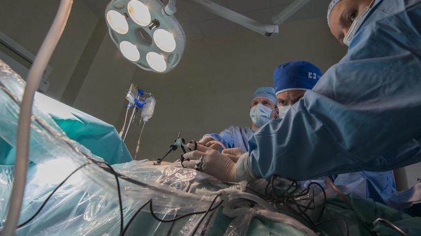 На острове Русский открылся инновационный медицинский центр: оперировать людей будут роботы