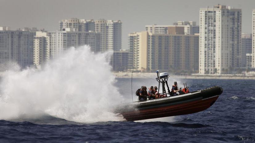 Куба и США договорились проводить совместные спасательные операции на воде и в воздухе
