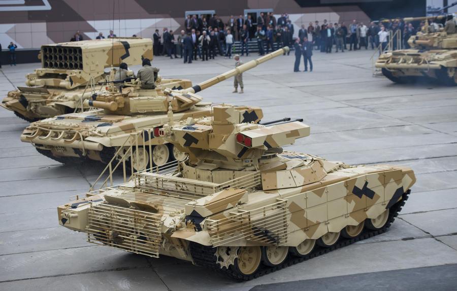 В России стартует выставка «День инноваций Министерства обороны РФ — 2015»