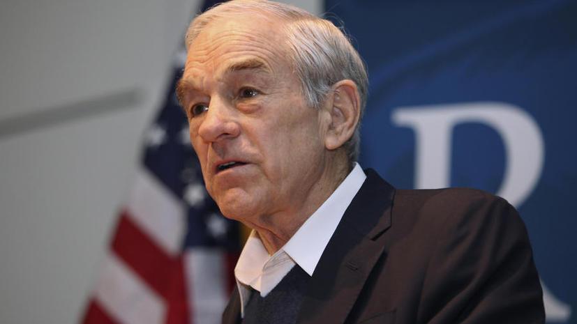 Рон Пол в интервью RT: Внешняя политика США — это спонсорство или уничтожение других стран