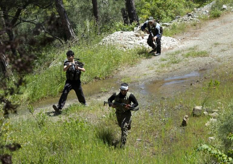 В Сирийской свободной армии царит хаос, признался глава формирования