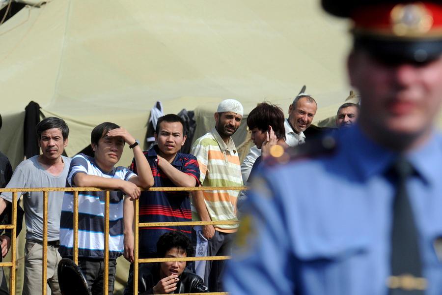 В Москве группа таджиков ограбила китайцев на 16 млн рублей