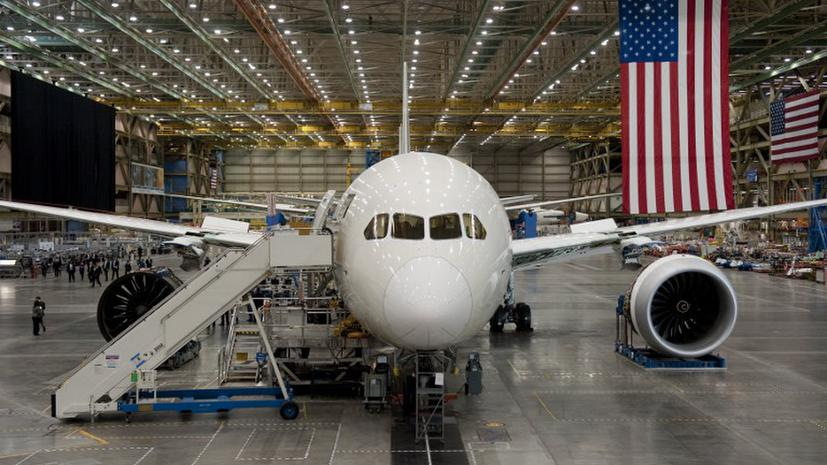 В США временно запрещены полеты Boeing 787 Dreamliner