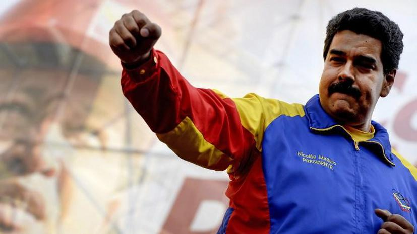 Николас Мадуро потребовал разъяснений от властей США в связи с заговором против него