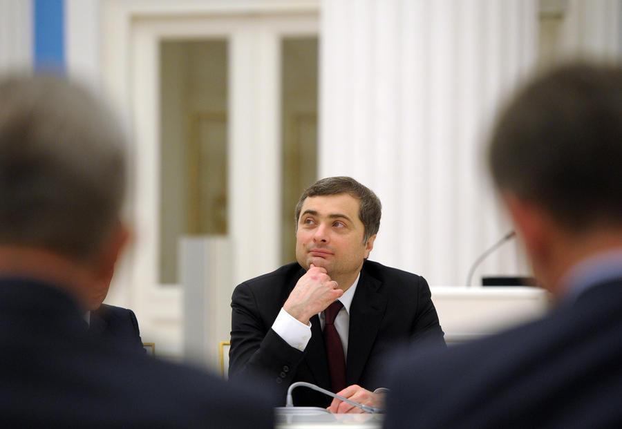 Владислав Сурков может вернуться в администрацию президента