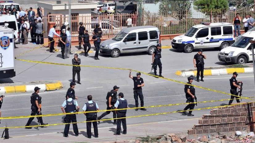 Террористы готовили взрыв американского консульства в Стамбуле