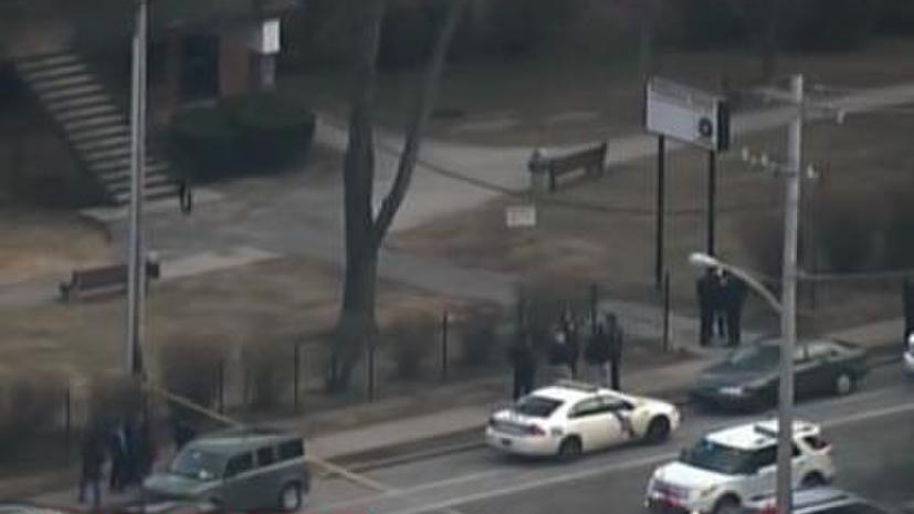 Двое школьников в Филадельфии получили огнестрельные ранения во время игры в баскетбол