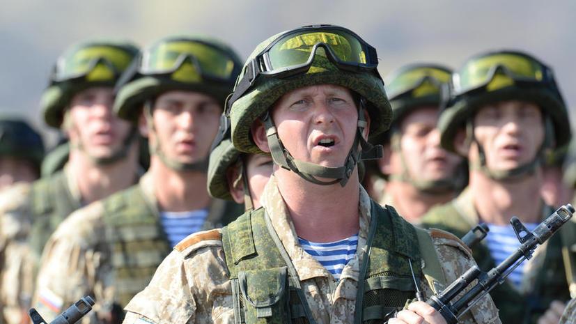 СМИ: Минобороны РФ заказало для солдат экипировку нового поколения «Ратник»