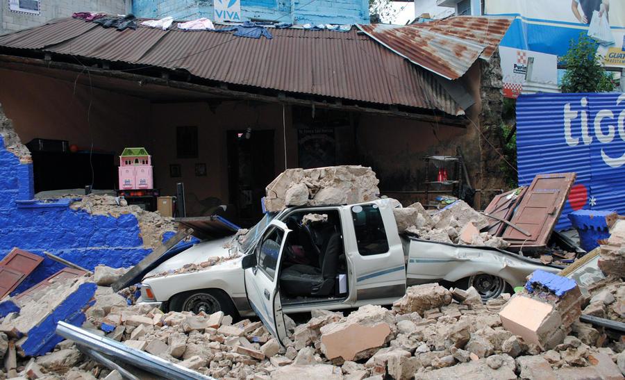 Убытки от стихийных бедствий с 2000 года составили $2,5 трлн