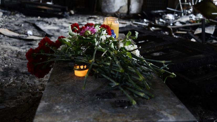 Одесские депутаты не верят, что украинские силовики расскажут правду о трагедии в Доме профсоюзов