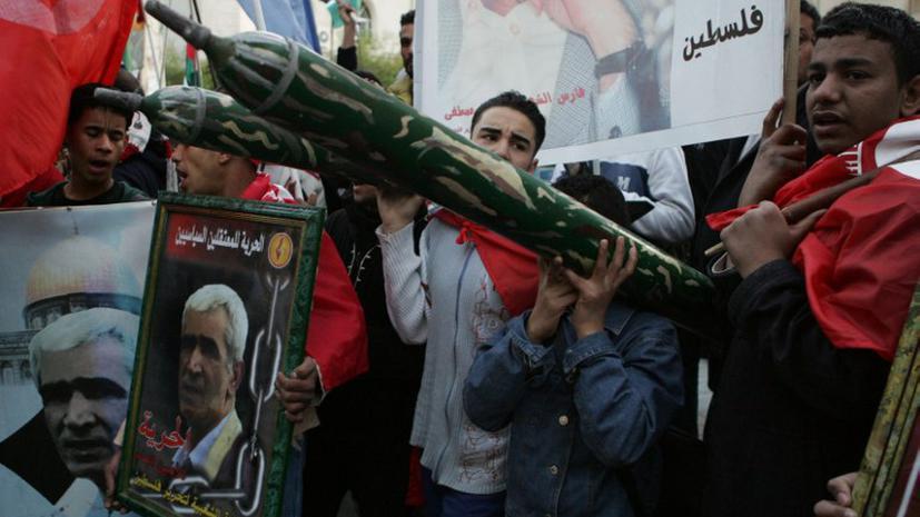 Глава МИД Сирии: Палестина должна порвать с боевиками из лагеря беженцев Ярмук