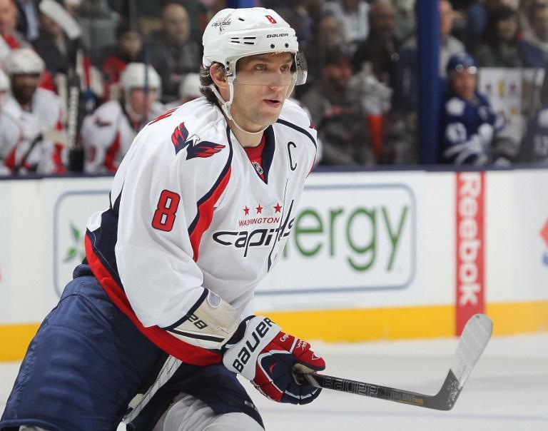 Самым ценным игроком NHL признан россиянин Александр Овечкин
