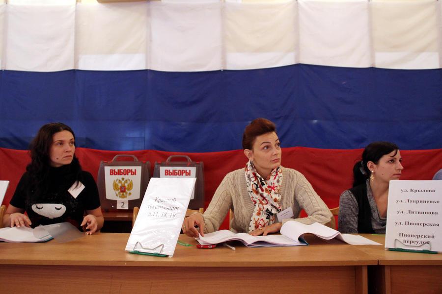 Члены избиркомов перед выборами будут приносить присягу