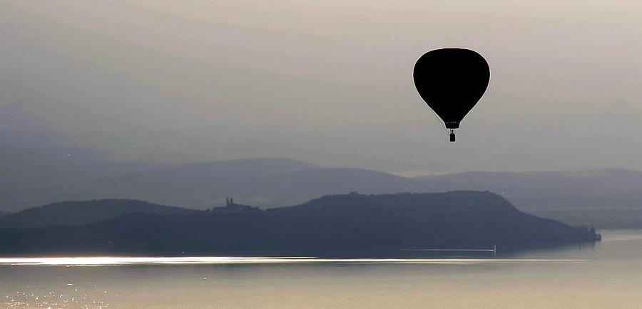 В Перу пропал воздушный шар с туристами