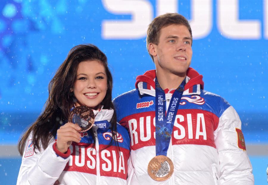 Победители и призёры Олимпиады поблагодарили болельщиков за поддержку