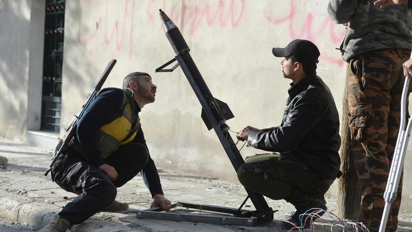 Саудовская Аравия может вооружить сирийских боевиков компактными зенитными комплексами