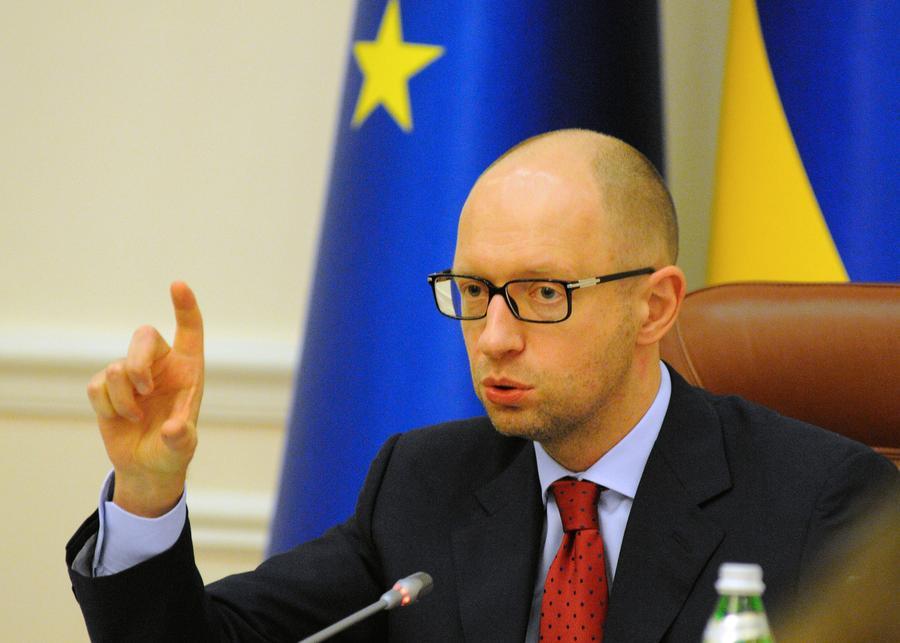 Арсений Яценюк: В России знают, что украинская демократия может быть заразна