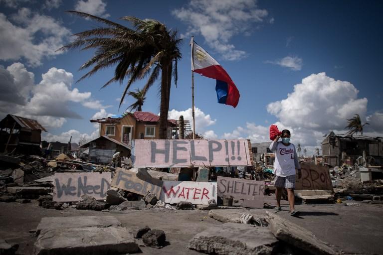 Из-за коррупции до пострадавших от тайфуна на Филиппинах не доходит помощь