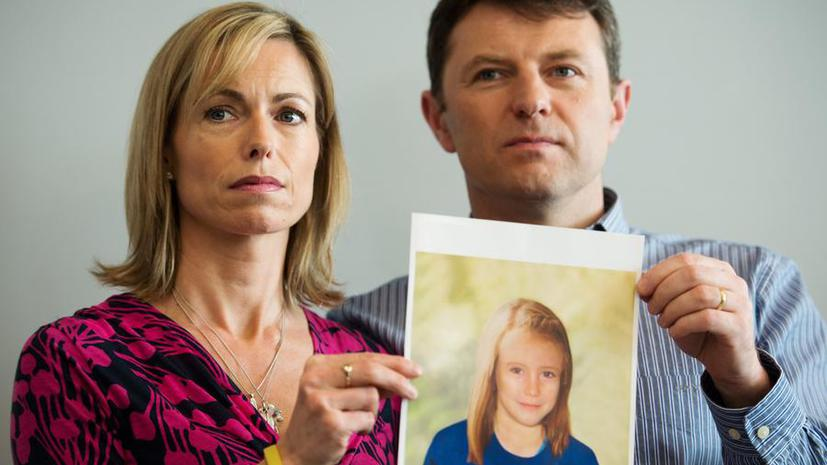 В Португалии возобновлено расследование исчезновения Мадлен Маккенн