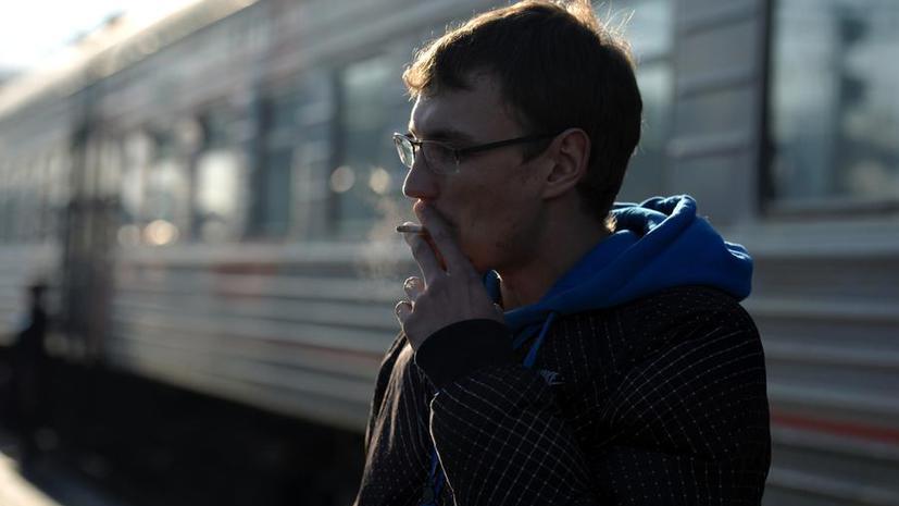 В поездах дальнего следования могут разрешить курение