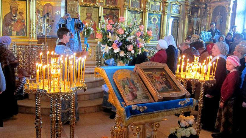 В Москве ограблен храм Пресвятой Богородицы