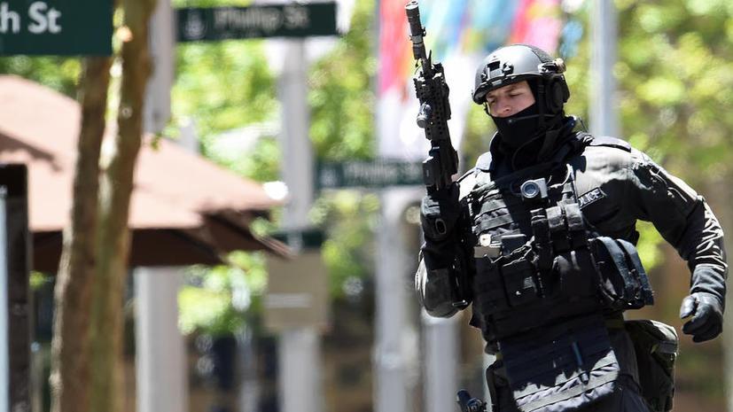 Хронология терактов в Австралии
