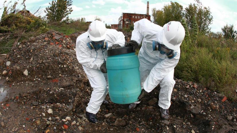 Эколог: Последствия вероятной аварии на химзаводе в Горловке отразятся на трёх странах