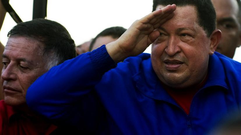 Чавес вернулся к работе