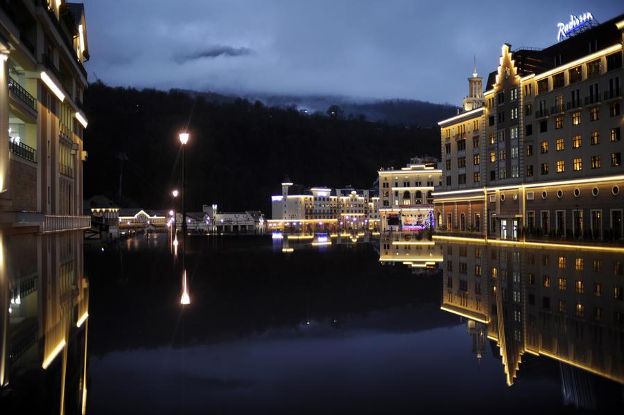 Олимпиада в Сочи резко увеличила интерес к городу среди туристов со всего мира