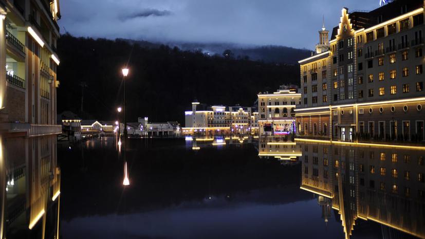 Президент Международной федерации лыжного спорта: Инфраструктура Олимпиады в Сочи поражает воображение