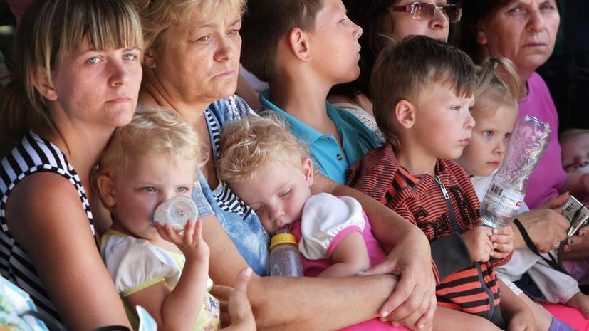 В Хабаровском крае из-за наплыва беженцев с Украины введён режим ЧС