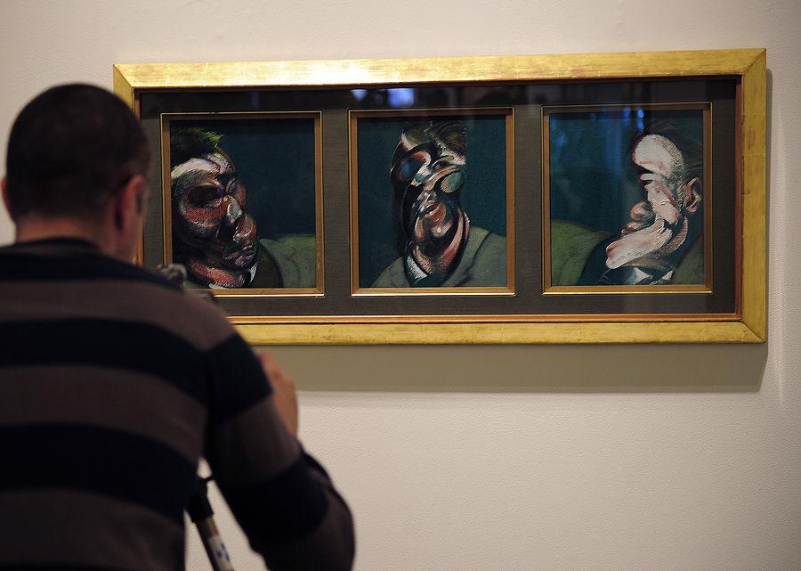 Картина Фрэнсиса Бэкона продана на Sotheby's за $21,5 млн