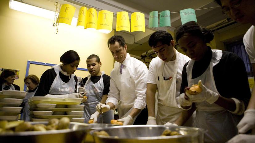 Исследование: в Нью-Йорке голодает каждый пятый ребёнок